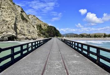 Tolaga Bay Wharf, New Zealand's longest pier