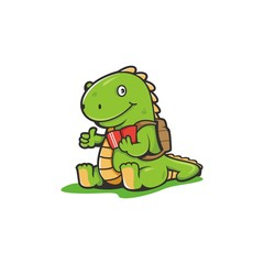 Logo dinosaur