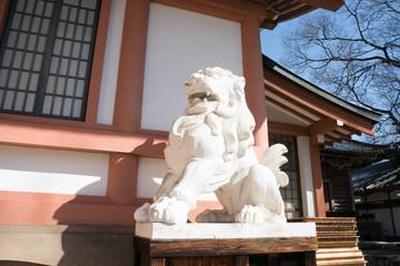 日本の獅子