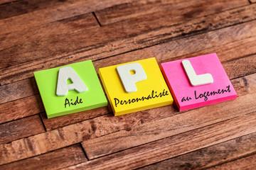 post-it acronyme : APL