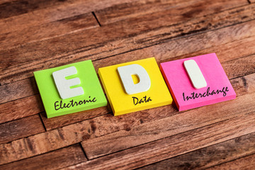 post-it acronyme : EDI