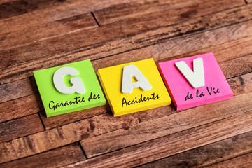 post-it acronyme : GAV