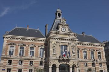 Mairie du XIX Paris France