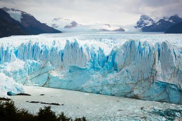 Printed kitchen splashbacks Glaciers Glacier Perito Moreno, southeast of Argentina