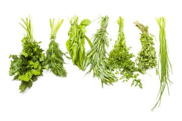 Zutaten für frankfurter grüne Soße