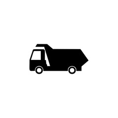 tipper icon. Element of car type icon. Premium quality graphic design icon. Signs and symbols collection icon for websites, web design, mobile app