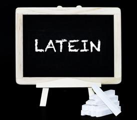 Lateinunterricht