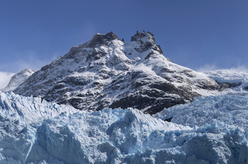 Spegazzini glacier, lake Arhentino, Patagonia, Arhentina
