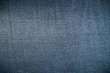 Blue background, denim jeans background. Jeans texture, fabric.