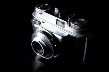 eski fotoğraf makinesi