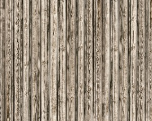 Rustic texture of rough wooden boards