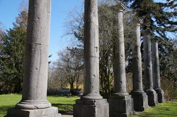 Aachen Lousberg Säulen 2