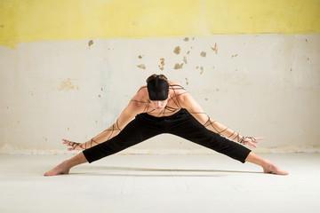 Manifestation of emotions through dance