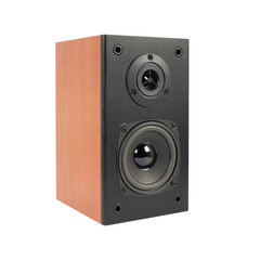 Music and sound - Loudspeaker enclosure. Isolated