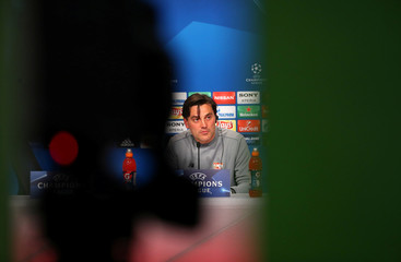 Champions League - Sevilla Press Conference