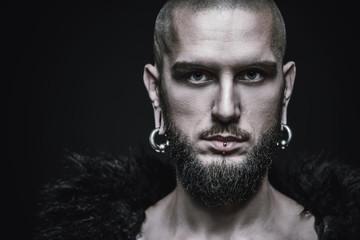 piercing for cool men