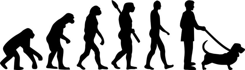 Basset hound evolution