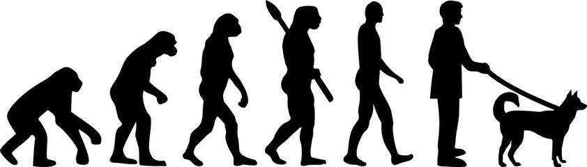 Kai ken evolution