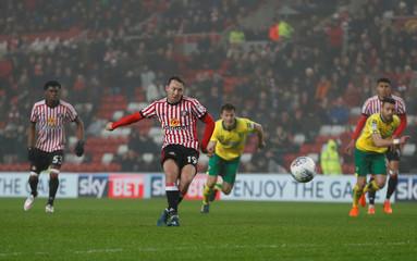 Championship - Sunderland vs Norwich City