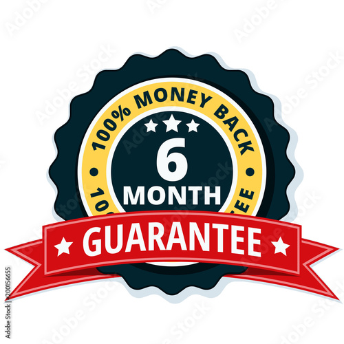 6 month money back illustration fotolia com の ストック画像と