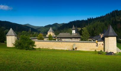 Image of Sucevita Monastery