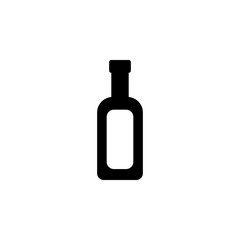 oil bottle icon. Element of simple icon for websites, web design, mobile app, info graphics. Signs and symbols collection icon for design and development