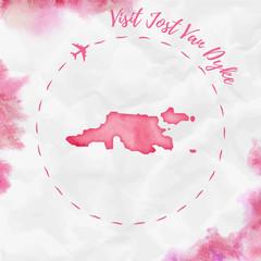 jost Van Dyke Map photos royaltyfree images graphics vectors