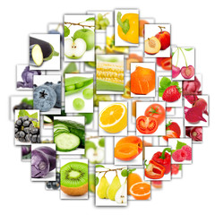 Fruit and Vegetable Mix