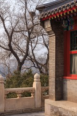 Traditional Chinese Architecture Detail