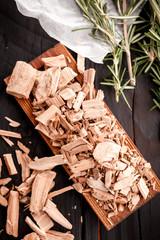 Buchenholzspäne für Smoker