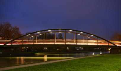 Kanalbrücke in Münster