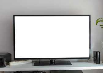 isolated TV