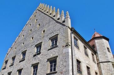 Sommerhausen, Ehemaliges Schloss
