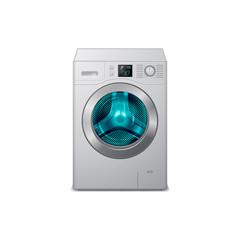 washing machine vector illustrations