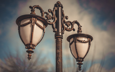 Vintage Outdoor Lights