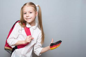 learning German language children