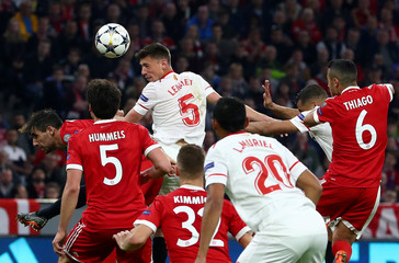 Champions League Quarter Final Second Leg - Bayern Munich vs Sevilla