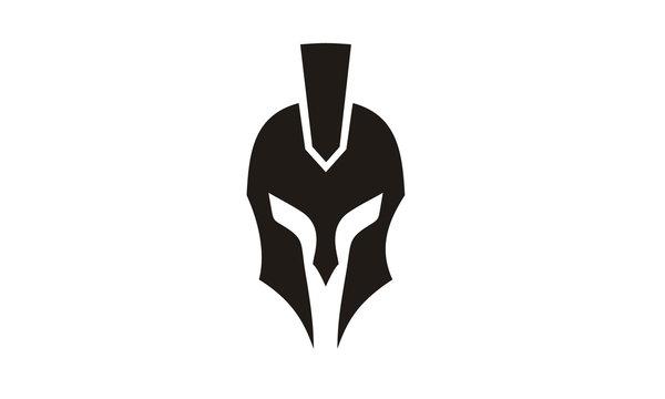 Spartan Head / Helmet logo design inspiration
