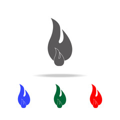Fire vector Icon. Elements of firefighter multi colored icons. Premium quality graphic design icon. Simple icon for websites, web design, mobile app, info graphics
