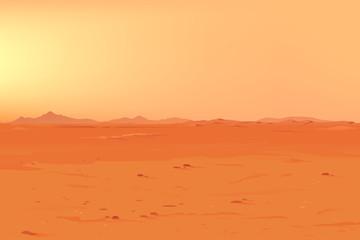 Big Martian Panorama