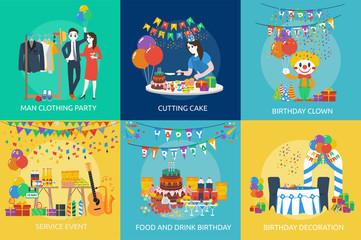 Happy Birthday Conceptual Design
