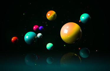 球体 イメージ
