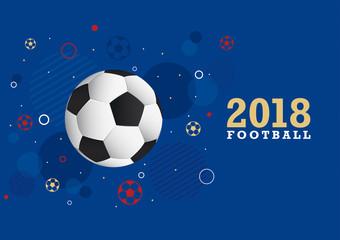 2018 Football Championship Design