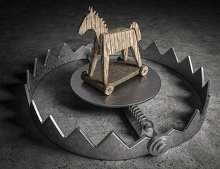 3d Falle - Trojaner