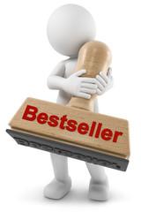 3d Männchen mit Stempel - Bestseller