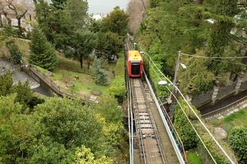 rack railway mountain train