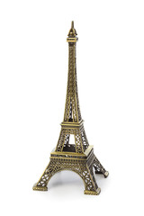 Acrylic Prints Eiffel Tower Paris Eiffel tower souvenir