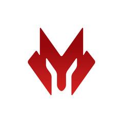 M wolf