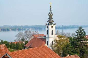 St. Nicholas Church in Zemun and Dan