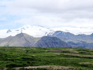 Iceland Hvannadalshnukur mountains 2017